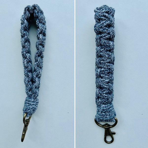 key blauw